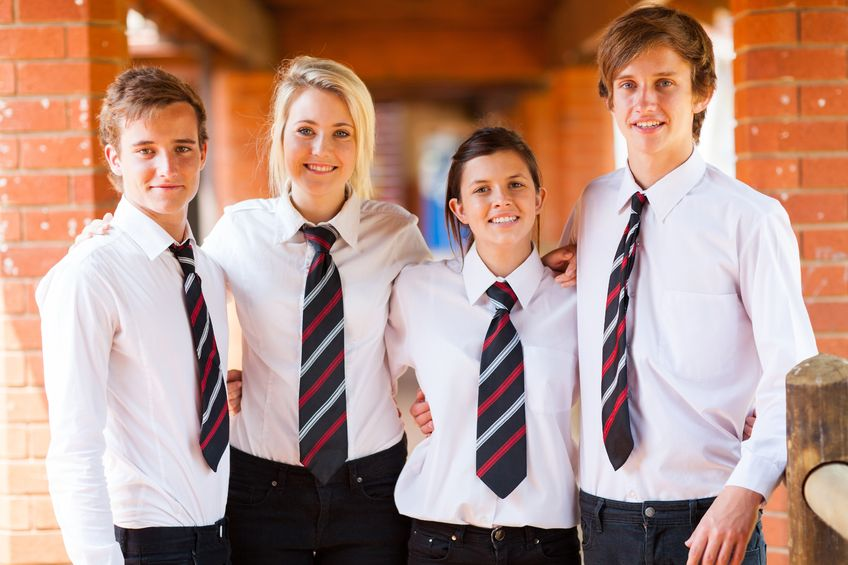 School Uniforms On The Rise – But Are They Good or Bad?